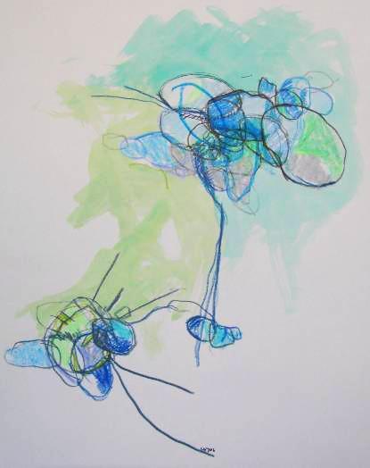 Pintores famoso o no Pintura_abstracta_Cristian_Valenzuela_49