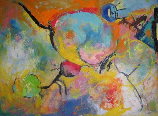 ... valenzuela montiglio pinturas oleos dibujos cuadros pintura abstracta